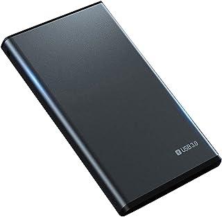 Metalen HDD Externe Harde Schijf 1tb/320gb/60gb, USB 3.0 Draagbare Mobiele Backup Opslag, Geschikt voor Persoonlijke Compu...