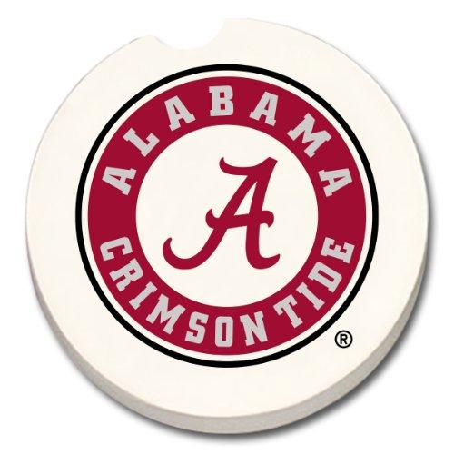 NCAA Alabama Crimson Tide Absorbent Car Coaster