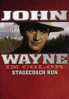 John Wayne in Color: Stagecoach Run