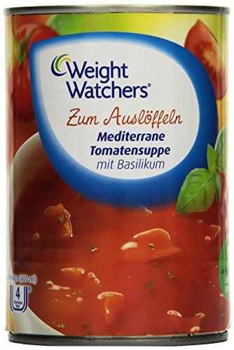 Weight Watchers Mediterrane Tomatensuppe, 400 ml