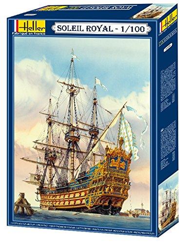 Heller - 80899 - Construction Et Maquettes - Soleil Royal - Echelle 1/100ème