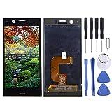 youluedianzi Pantalla LCD y digitalizador Asamblea Completa for Sony Xperia XZ1 Compacto (Negro) (Color : Black)