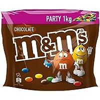 M&M's Chocolate Party Bulk Bag, 1 kg
