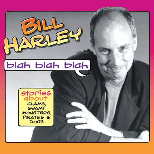Blah Blah Blah audiobook cover art