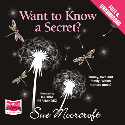 Want to Know a Secret? cover art