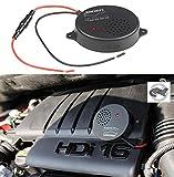 Lescars Marten Warner: Repellente per martore ad ultrasuoni per Veicoli per Collegamento a 12 V, 17-29 kHz, 118 Db (Marten Terrier per Automobile)