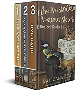 Australian Amateur Sleuth: Box Set: Books 1-3: Cozy Mystery Series by [Morgana Best]