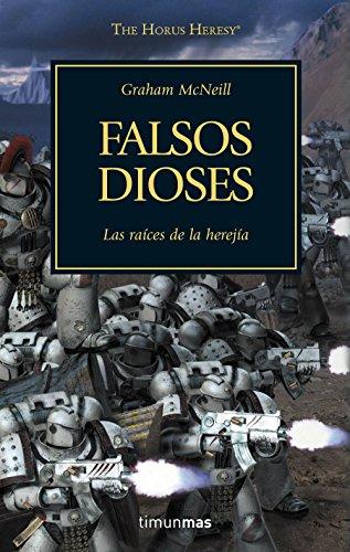 The Horus Heresy nº 02/54 Falsos dioses (Warhammer The Horus Heresy)