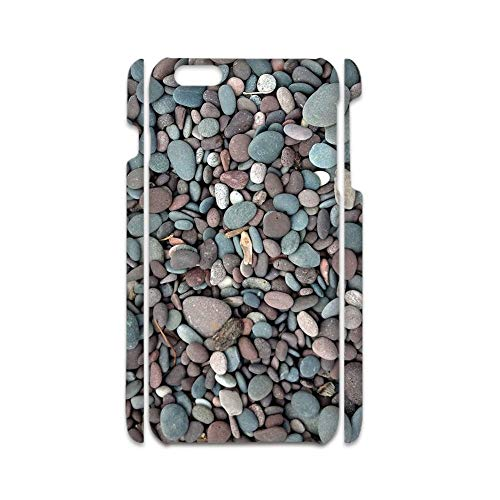 For Girl Cases Hard Plastic Creativity For Apple iPhone 6 Plus 5.5 Printing Beautiful Cobblestone 2 Choose Design 129-1