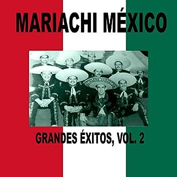 Mariachi México de Pepe Villa - Grandes Éxitos, Vol. 2