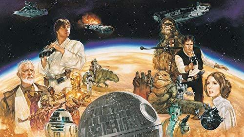 72Tdfc Película De Star Wars 3D Juguetes Juegos Madera Infantiles Premium 1000 Piezas Adultos Puzzle Impossible Departamento La Niña Rompecabezas Niño