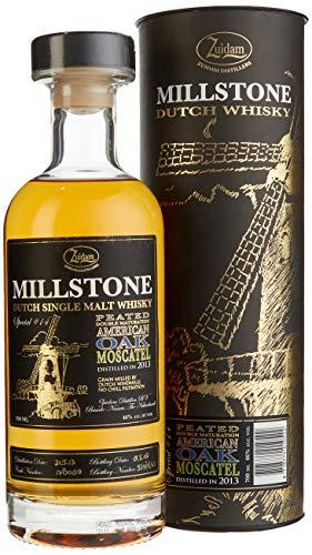 Zuidam Millstone Single Malt Whisky American Oak Moscatel 5YO (1 x 0.7 l)