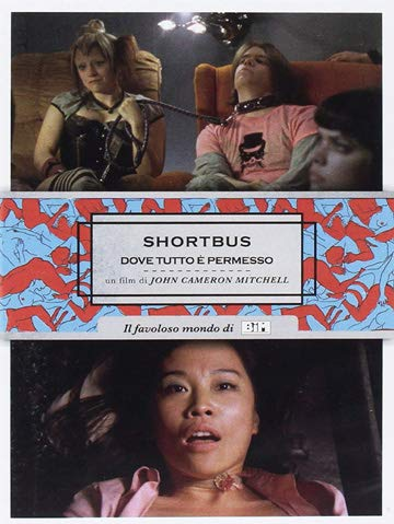 Shortbus (2006) ( The Sex Film Project ) [ Italienische Import ]