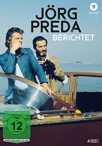 Jörg Preda berichtet (4 DVDs)