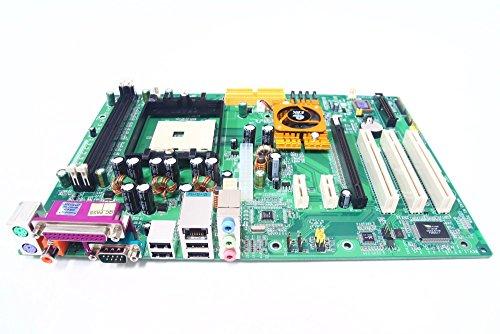 EPoX EP-8NPA7I ATX Desktop Computer Motherboard AMD Sockel/Socket 754 PCIe DDR1 (Generalüberholt)