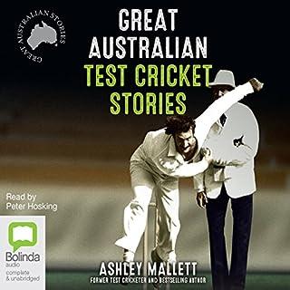 Great Australian Test Cricket Stories cover art