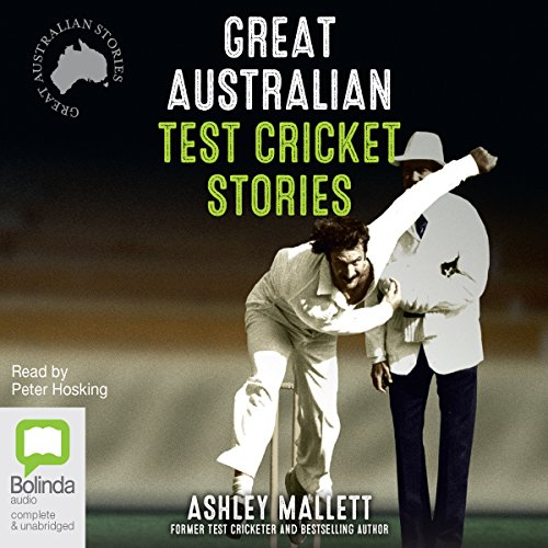 Great Australian Test Cricket Stories Titelbild