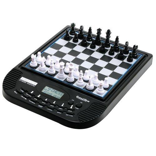 E714 Einstein Electronic Chess Wizard