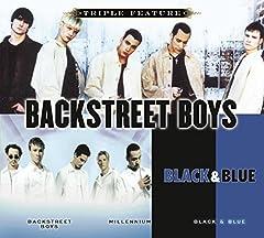 Triple Feature: Backstreet Boys by Backstreet Boys (2012-10-02)