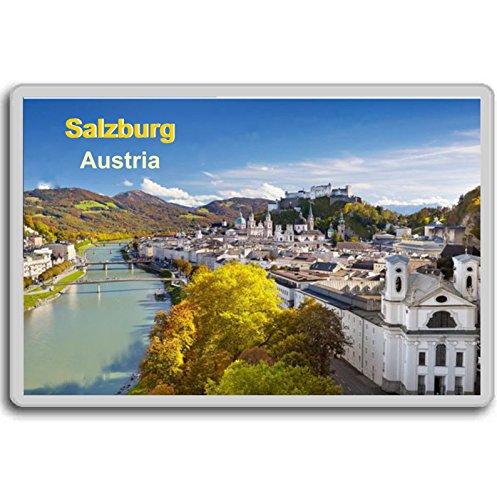 Salzburgo/Austria/nevera/cierre magnético...