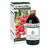 Suplemento alimenticio Dr. Giorgini, extracto líquido alcohólico integral de Schisandra - 200 ml