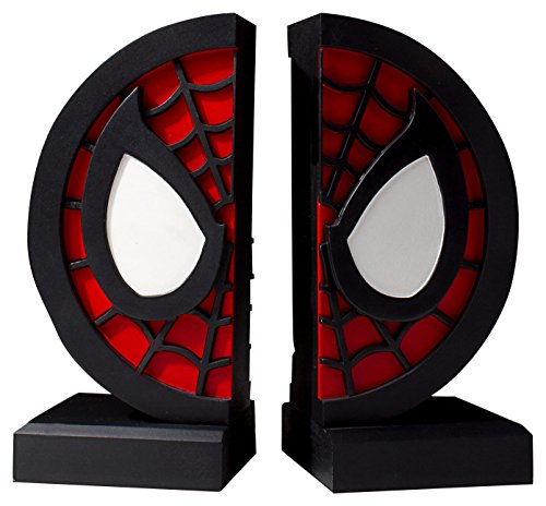 Marvel 80723 Comics Spider-Man Collectible Statue, Standard, Red image