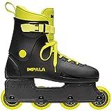 Impala Rollerskates Impala Lightspeed Inline Skate Black/Fluoro 8 M