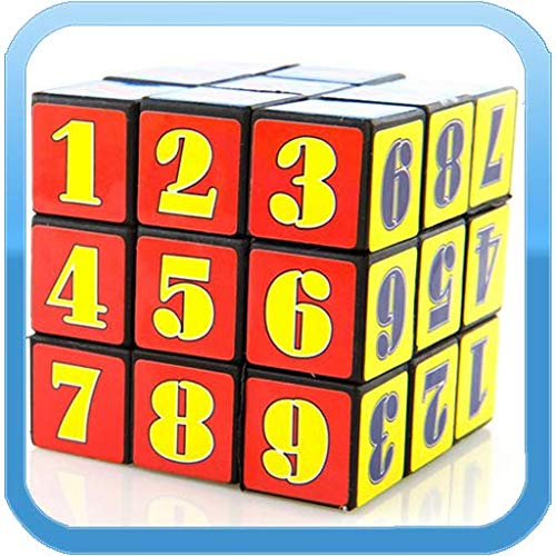 Magic Rubik's Puzzle Game Simulator Cube Numbers Solutions Easy to Hard Puzzles Games Relax And Solve Most Popular Extreme Challenge For Smart Player Difficulty workout Original Solving Intelligent