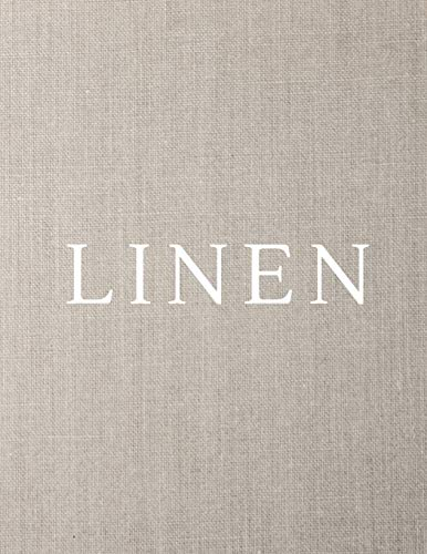 Linen: A Decorative Book │ Perfect for Stacking on Coffee Tables & Bookshelves │ Customized Interior Design & Home Decor: A Decorative Book │ ... Customized Interior Design & Home Decor
