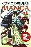 Como dibujar manga 21 / How to Draw Manga 21 - Ninjas Y Samurais/ Ninjas and Samuray