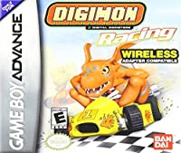 Digimon Racing (Game Boy Advance) (輸入版)