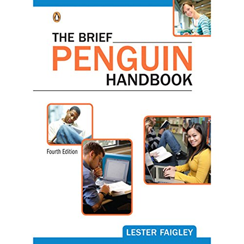 VangoNotes for The Brief Penguin Handbook, 4/e audiobook cover art