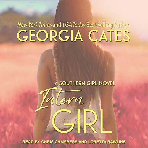 Intern Girl audiobook cover art