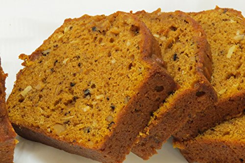 Pumpkin Nut Bread - 1 lb Loaf