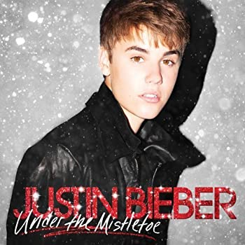 Under The Mistletoe [CD/DVD Combo] [Deluxe Edition] by Justin Bieber  2011  Audio CD