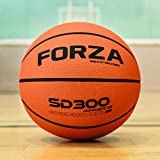 FORZA SD300 Youth Basketball | Size 3, 5, 6 and 7 Basketball Balls (Pack of 30, Size 7 | Green)