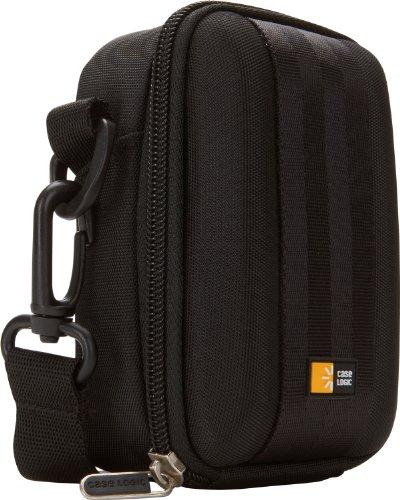 Case Logic QPB202K EVA Camera Case M Kameratasche inkl. Tragegriff/Schultergurt (EVA Hartschale) schwarz