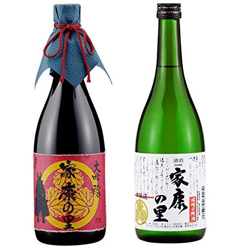 地酒 孝の司KO-2Iセット〔大吟醸家康の里・孝の司家康の里 各720ml〕日本酒 愛知 孝の司