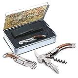 Pulltex Toledo, pezzi, in acciaio INOX, argento, 18.6x 12x 4.6cm
