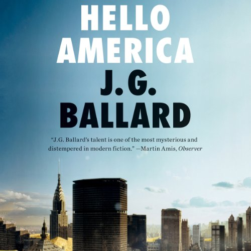 Hello America audiobook cover art