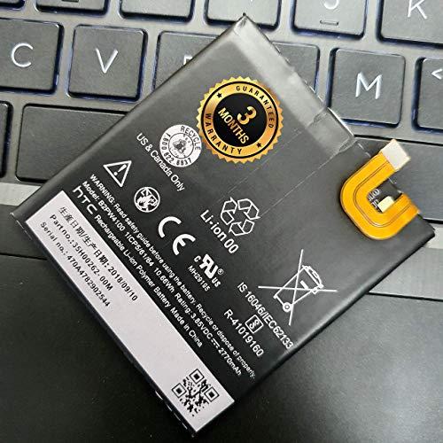 The Black Store OriginaI B2PW4100 Battery for HTC Google Pixel HTC Nexus S1 {2770mAh} with 3 Months Warranty