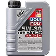 LIQUI MOLY 3740 Top Tec 4300 Motoröl 5 W-30 1 L