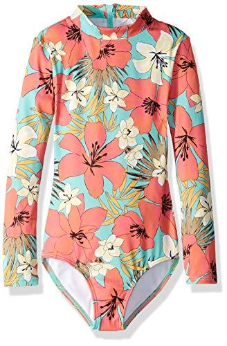 BILLABONG Große Mädchen Aloha Sun Bodysuit Bademode, Mo/Mint, 5
