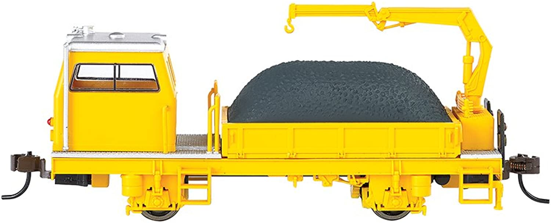 marcas en línea venta barata Bachmann Industrias mantenimiento de manera manera manera lastre vehículo con grúa DCC Equipado escala HO tren  buen precio