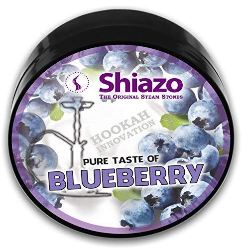 Shiazo® Re:load Blaubeere 50 ml - Aroma Liquid für Dampfsteine - nikotinfrei