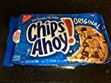 Nabisco Chips Ahoy! Chewy Chocolate Chip Cookies (Pack of 2)