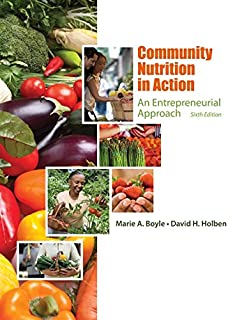 Best community nutrition in action 6th edition Reviews