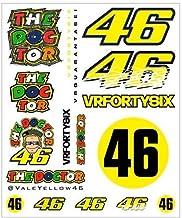 Suchergebnis Auf Für Vr46 Aufkleber