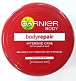 Garnier Crema Body Repair Cuidado Intensivo con Savia de Arce 200 ml