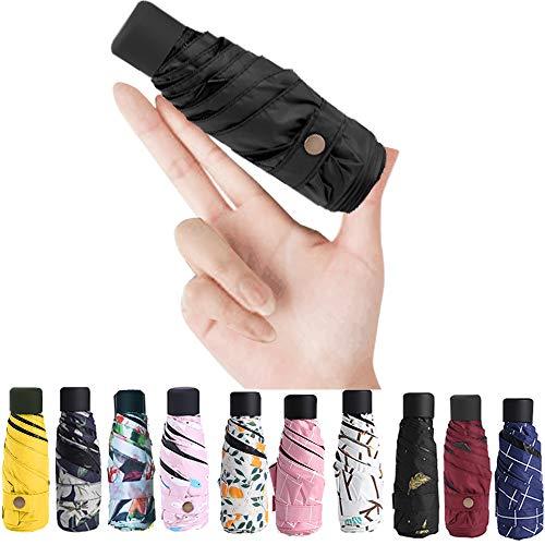 日傘 折り畳み傘超軽量250g 晴雨兼用 完全遮光 UVカット率99.9% コンパクト超耐風撥水 小型 携帯しやすい コンパクト 可愛い オシャレ (折りたたみ傘22)